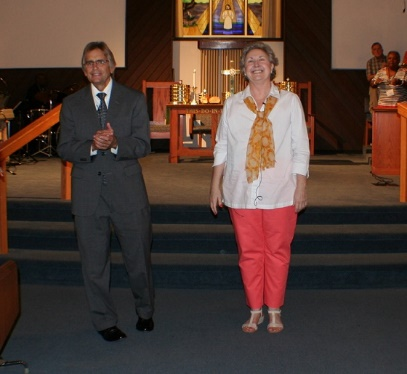Rev Donn and Rev. Cindy